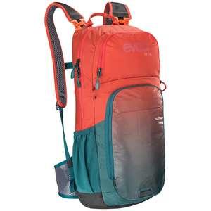 203c418968017 Plecak Evoc CC 16 chilli red - petrol one size